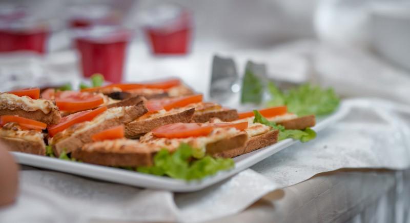 Тост сандвичи