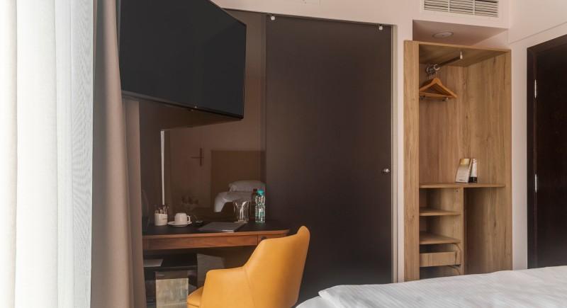 Стандартна единична стая с балкон