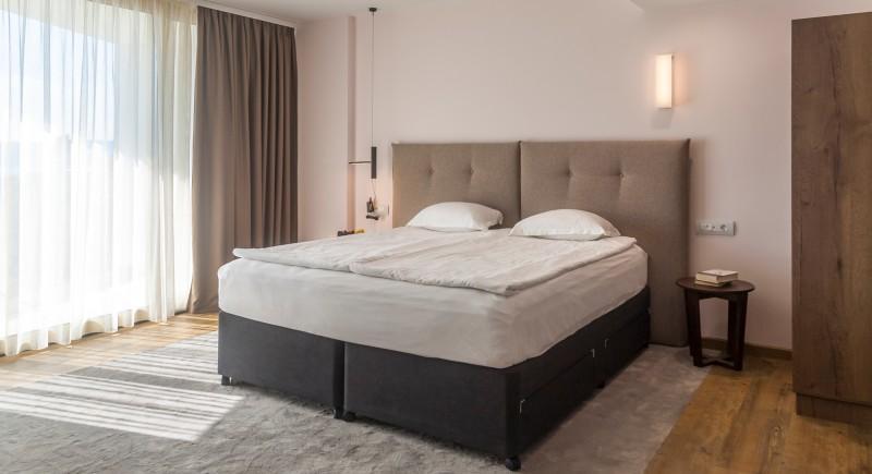 Луксозна Двойна стая - общ изглед