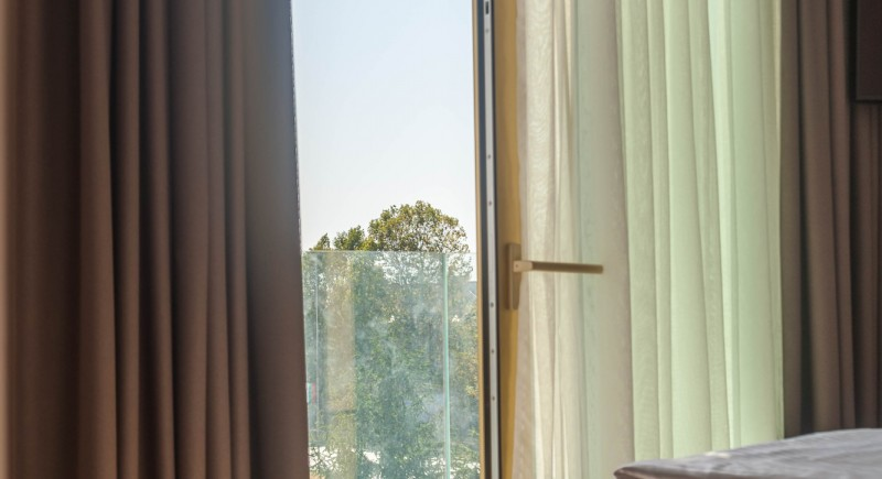 Супериорна стая - гледка от балкона